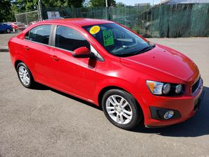 2012 Chevy Sonic LT for Sale in Berlin, CT