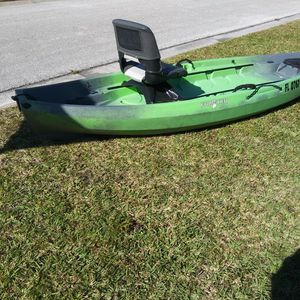 Solo Or Tandem Stand Up Kayak for Sale in St. Petersburg, FL