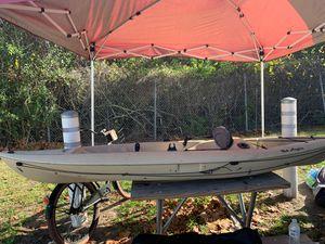 Peligan fishing kayak for Sale in FL, US