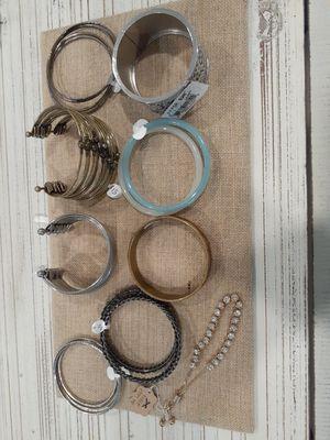 Bundle Fashion Jewelry Bracelets for Sale in Brea, CA