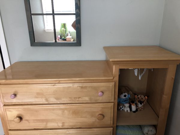 Kids dresser - changing table