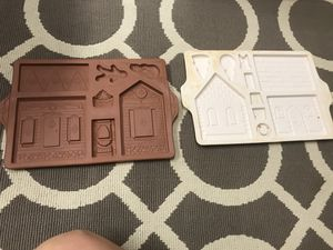 The Pampered Chef and Longaberger Gingerbread Houses Molds for Sale in Pleasant Hills, PA