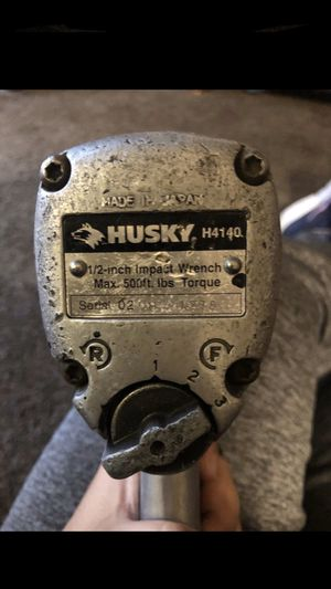 "Husky 500, (1/2)"" impact wrench for Sale in Portland, OR"