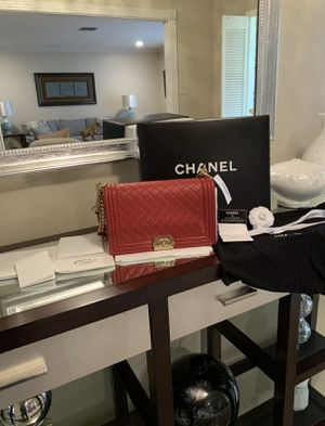 Chanel Boy Bag for Sale in Daly City, CA