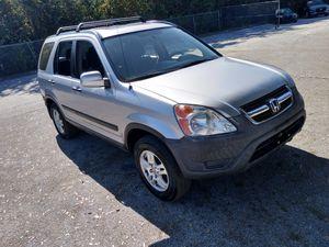 2002 Honda Crv for Sale in Orlando, FL