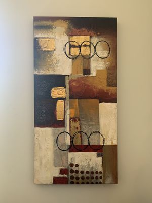 BEAUTIFUL ABSTRACT WALL ART for Sale in Washington, DC