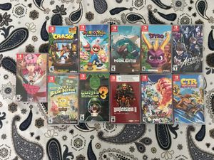 Nintendo Switch Games for Sale in Doral, FL