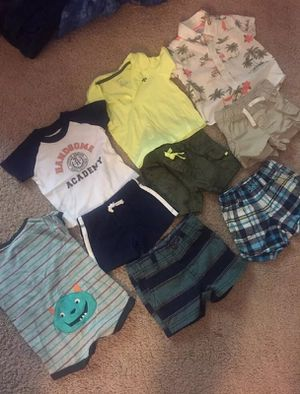 Baby Boy Carter's Clothes Size 3 Months for Sale in Alexandria, VA