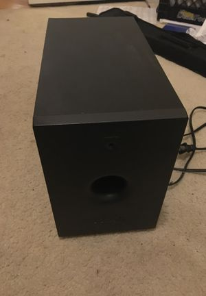 Subwoofer TEAC CD-X10i for Sale in Austin, TX