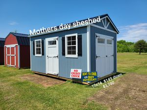 Mothers Day she shed. Free delivery/50mi. for Sale in Greenville, SC