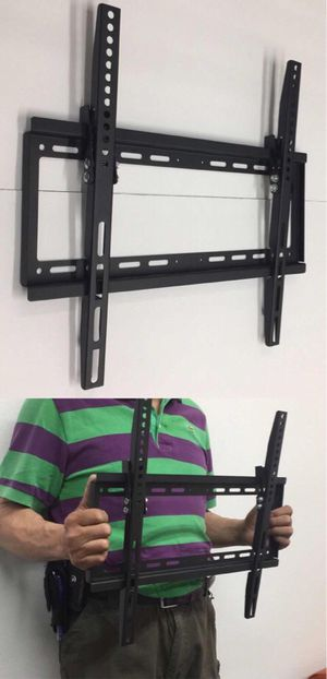 New in box 32 to 50 inches tilt tilting tv television wall mount bracket flat screen soporte de tv for Sale in Norwalk, CA