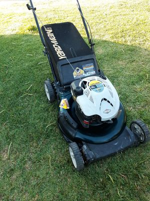 Lawn mower with bag for Sale in Riverside, CA
