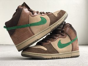 Nike SB 2007 SkateDeck Dunk High Worn 1x Rare for Sale in Orlando, FL