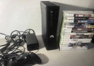 Big!! XBOX360 Bundle 16 GAMES !! Controller for Sale in Lowellville, OH