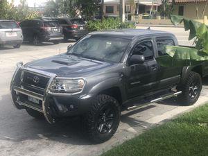 2012 Toyota Tacoma TRD for Sale in Miami, FL