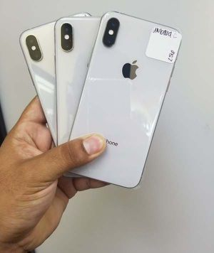 iPhone X 256gb Unlocked/Liberado 7J for Sale in Garland, TX