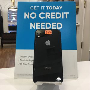 IPHONE XR 64GB FACTORY UNLOCKED GREAT CONDITION for Sale in Boston, MA