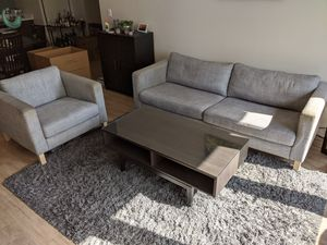 IKEA Sofa and Chair set for Sale in San Jose, CA