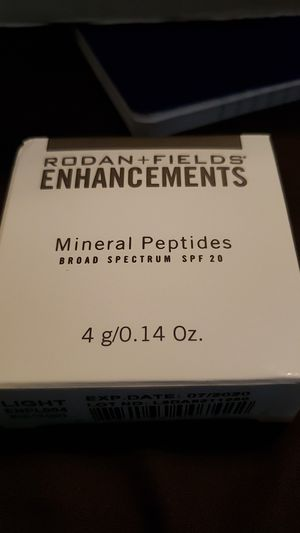 Rodan and Fields Enhancements Mineral Peptides Light for Sale in Norwalk, CA