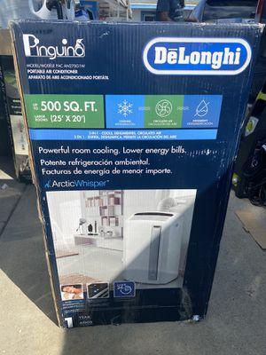 DeLonghi Pinguino Portable Room Air Conditioner AC Unit for Sale in National City, CA