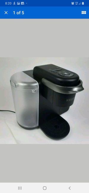 Keurig K-Café Single Serve Coffee Machine Latte & Cappuccino Maker - Charcoal for Sale in Henderson, NV