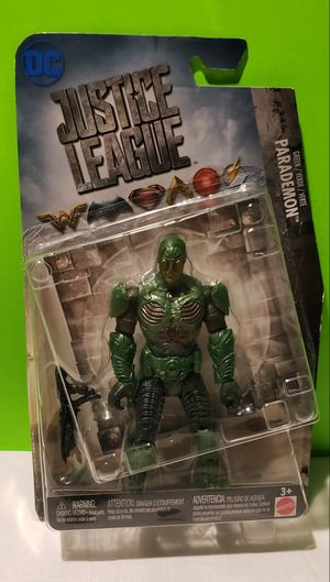 Justice League Parademon Action Figure for Sale in Reinholds, PA