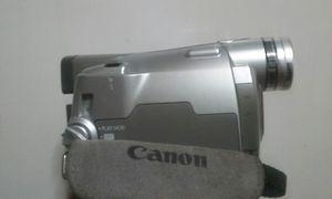 Cannon ZR 100 min camcorder for Sale in Minneapolis, MN