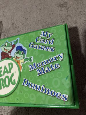 Leap frog kids game for Sale in Naples, FL