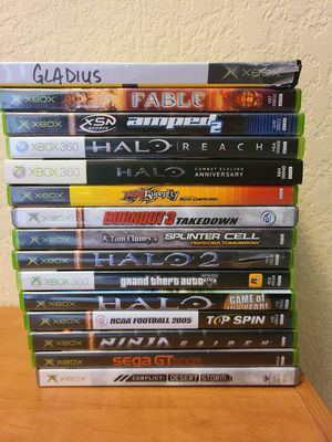 Games for Sale in Chehalis, WA