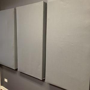 """SOUND PANELS (48"""" X 25"""") for Sale in Des Plaines, IL"""