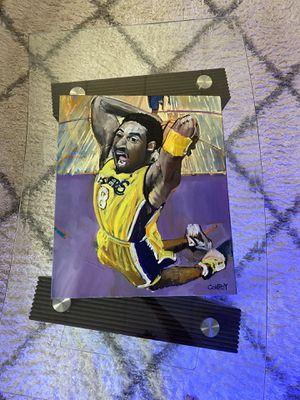 Kobe Bryant painting for Sale in Oceanside, CA