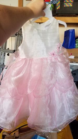 pink flower girl dress for Sale in Las Vegas, NV