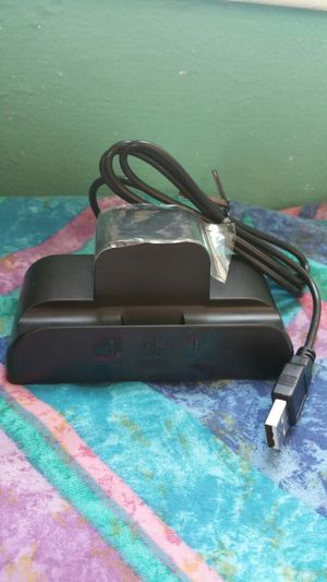 Nintendo Switch Pro Charger, brand new never used. Charging base on picture 1 only no controller for Sale in Compton, CA