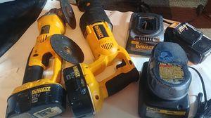 DeWalt power tools for Sale in Gresham, OR
