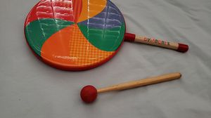 GYMBOREE HAND HELD DRUM for Sale in Henderson, NV