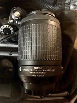 Nikon 3100 for Sale in Ferris, TX