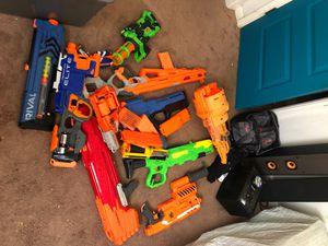 Nerf guns for Sale in Grand Blanc, MI