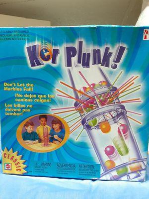 Matel Game KerPlunk! New in box unopened for Sale in Philadelphia, PA