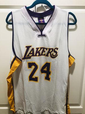 New Rare Kobe Bryant XL Lakers Jersey. for Sale in Huntington Beach, CA