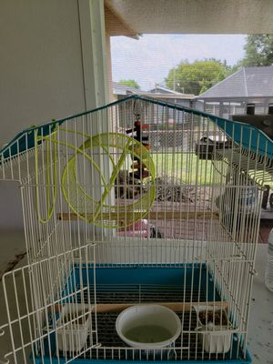 Bird cage 15$$$ for Sale in Lakeland, FL