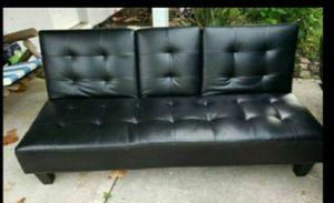 Futon - black for Sale in JUPITER INLET, FL