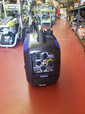 "Used Yamaha 2000 watts ultra-quiet inverter Generator ""30 day warranty. $360. for Sale in La Habra Heights, CA"