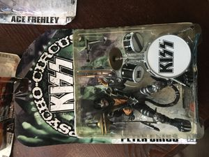 Kiss action figures.. for Sale in Miami, FL