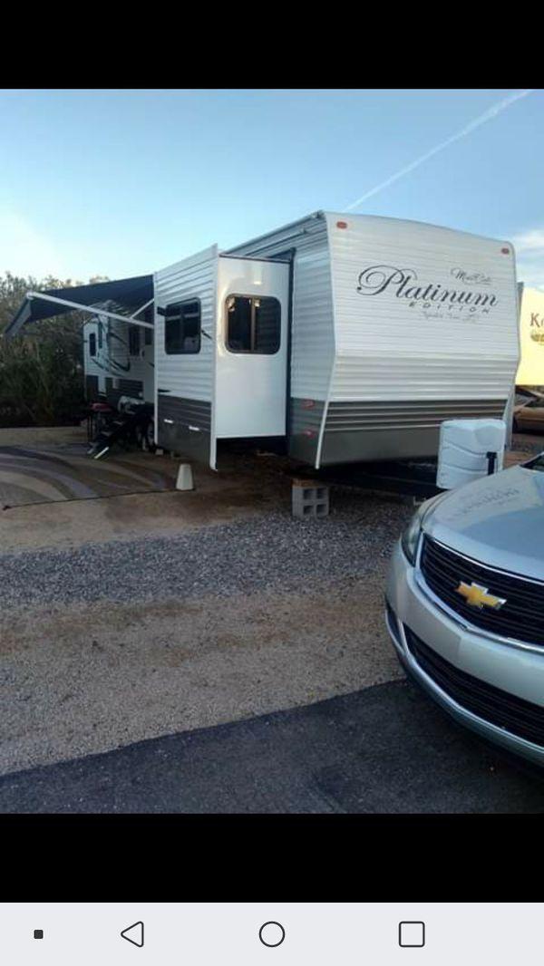 2019 44 ft 4 slide out 3 BEDROOM travel trailer for Sale ...