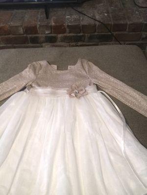 Flower girl dress size 6 for Sale in Baton Rouge, LA