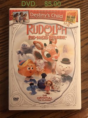 Rudolph the Red Nosed Reindeer DVD for Sale in Aurora, IL