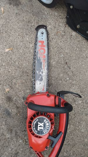 Helite chainsaw for Sale in Brook Park, OH
