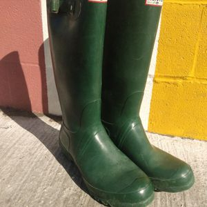Hunter Rain Boots 10.5 Tons Of Life Left for Sale in Austin, TX