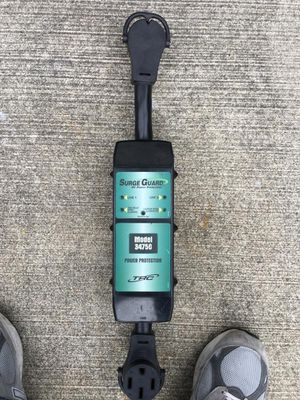 Rv 50 amp surge protector for Sale in Lacey, WA