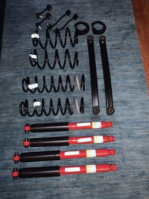 2020 Jeep Wrangler JL Rubicon Factory suspension Mopar parts for Sale in Norwalk, CA